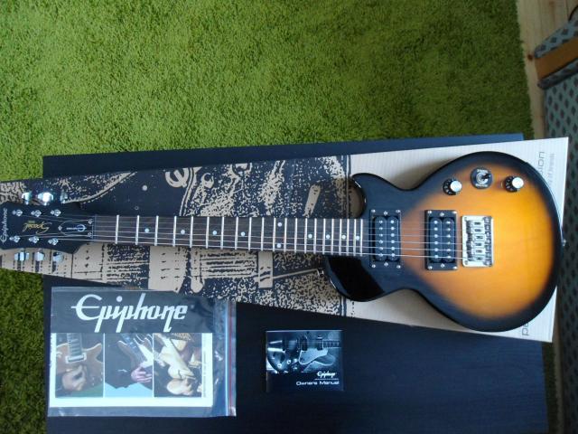 ÚJ Epiphone Les Paul Special Express utazóméretű gitár! fotó